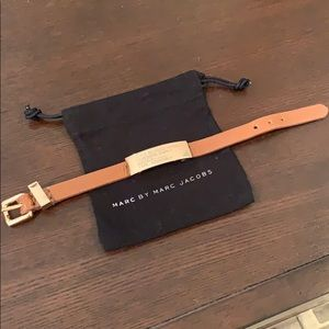 Marc By Marc Jacobs Jewelry - Marc byMarcJacobs StandardSupply Leather Bracelet
